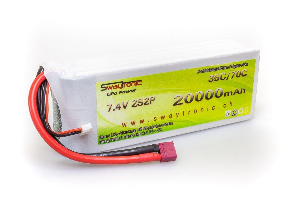 LIPO akkumulátorok